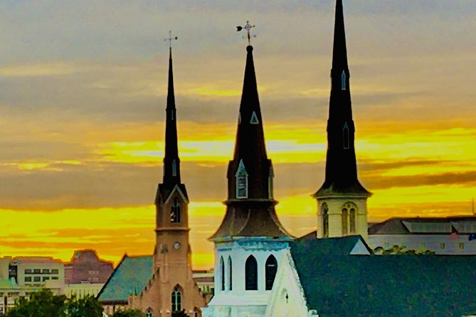 Charleston Supernatural Guided Walking Tour