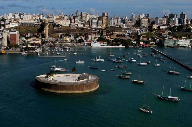 Ivan Bahia, Salvador full day original city-tour to discover Brazil's1st Capital photo 11