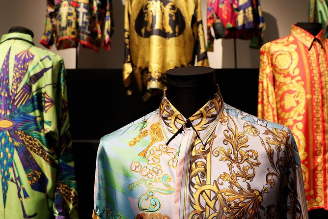Daytour to: Gianni Versace Retrospective & Abecita Museum of Modern Art photo 7