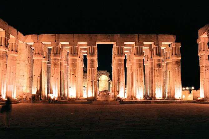 fabulous luxor private guided Day Tour by plane from Sharm El Sheikh.special day