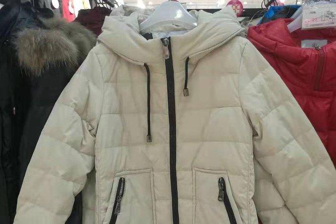 Harbin Winter Warm Clothing Rental