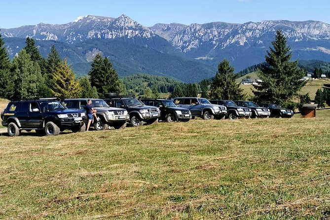 4x4 Driving Experience at Flying Altitudes - 7 Days photo 8