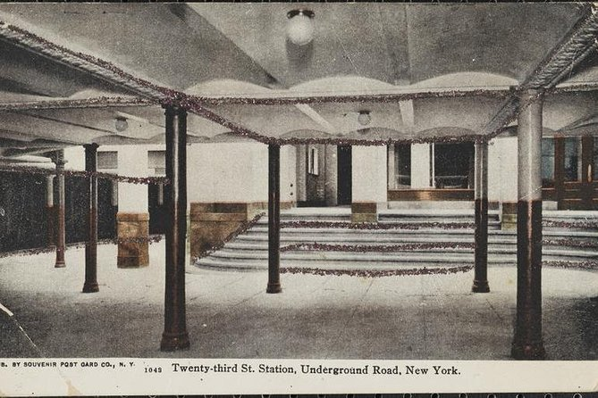 Guided Private Underground New York Subway Tour