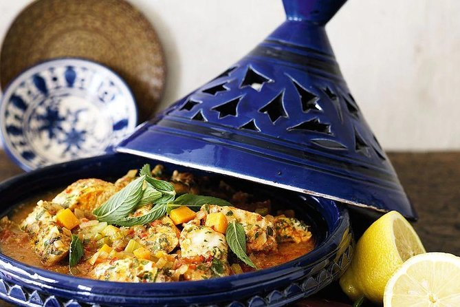 how to be a real moroccan chef