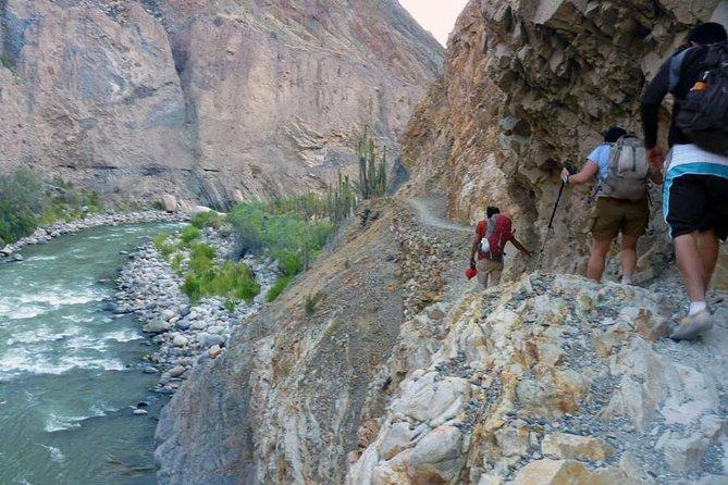 Arequipa - Cotahuasi Canyon 4D / 3N