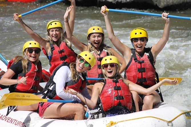 White Water Rafting and Wine Tour