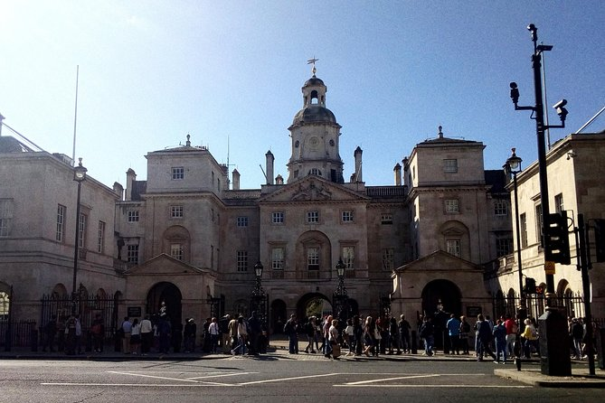 Whitehall Bespoke London Walk - The Street that Shaped a Nation