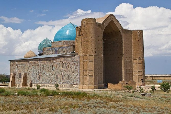 Turkestan - Gloriously Isolated One Day Tour from Tashkent