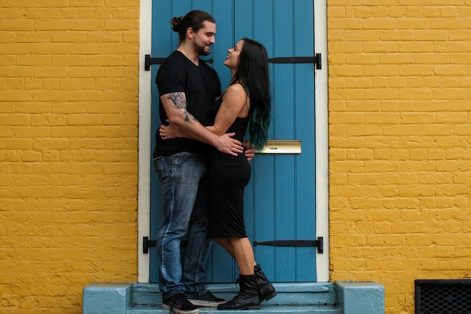 New Orleans Private Photo Shoot with Professional Photographer