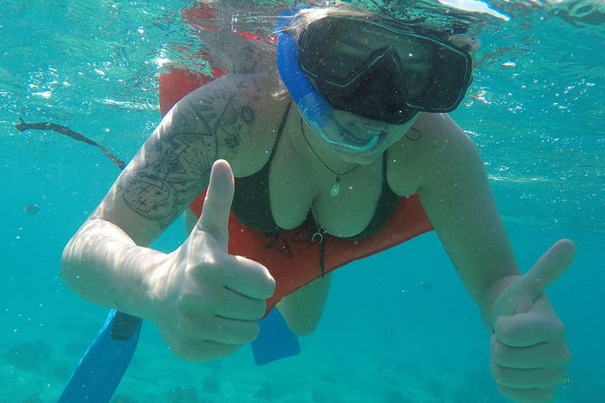 Isla Mujeres Snorkeling Tour with Lunch Included