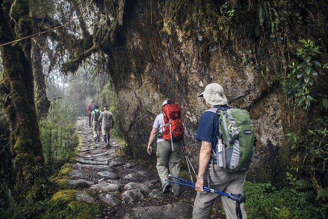 Inca ancestral road to Machupicchu in 4 days, limited availability