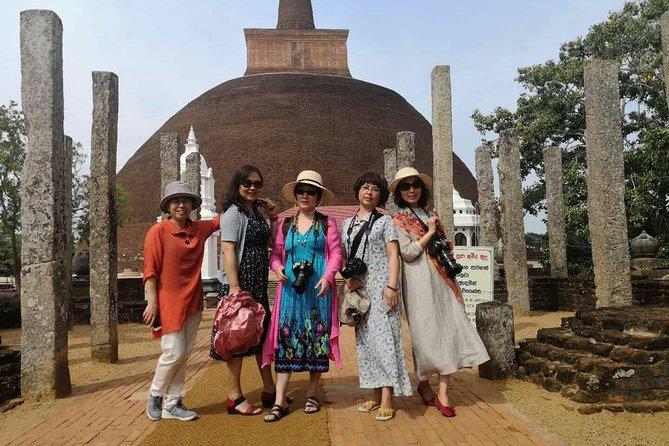 Anuradhapura , mihinthale one day tour with ceylon tour with Dankan .