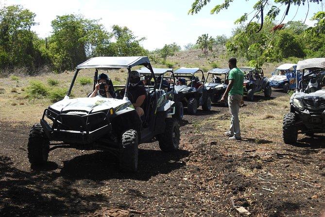 Puerto Plata: TOP2IN1 Damajagua waterfalls + Safari buggy