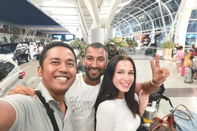 Ubud to airport transfer