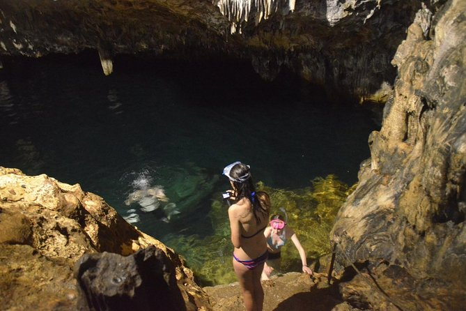 Cave Pool, Natural & Ancient Wonders With lunch