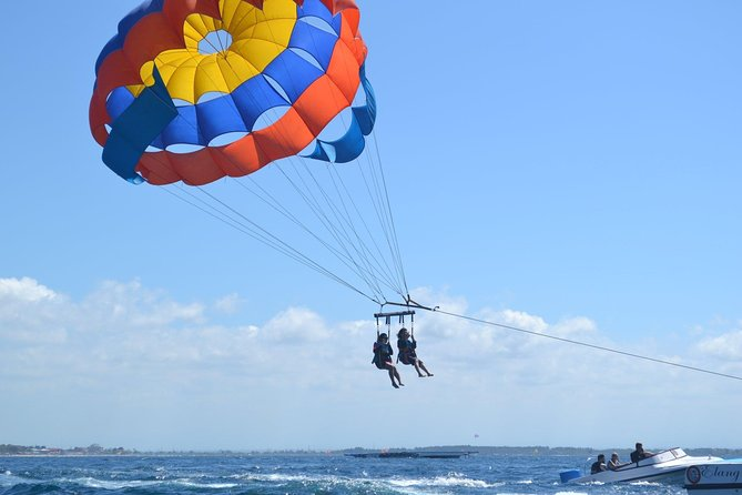 Bali Activities Parasailing Adventure & Jet Ski (Include Private Transfer) photo 4