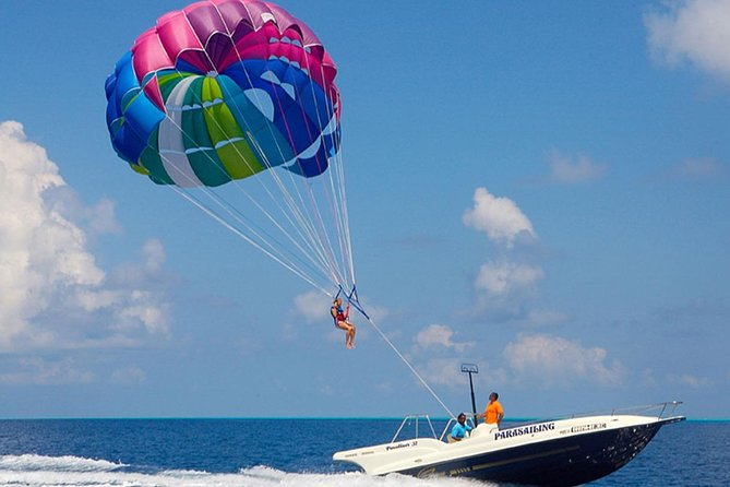 Bali Activities Parasailing Adventure & Jet Ski (Include Private Transfer) photo 6