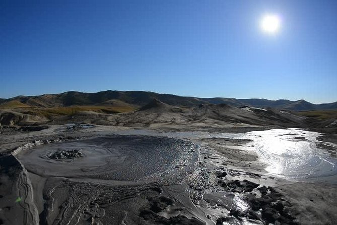 Gobustan & Mud Volcanoes Tour