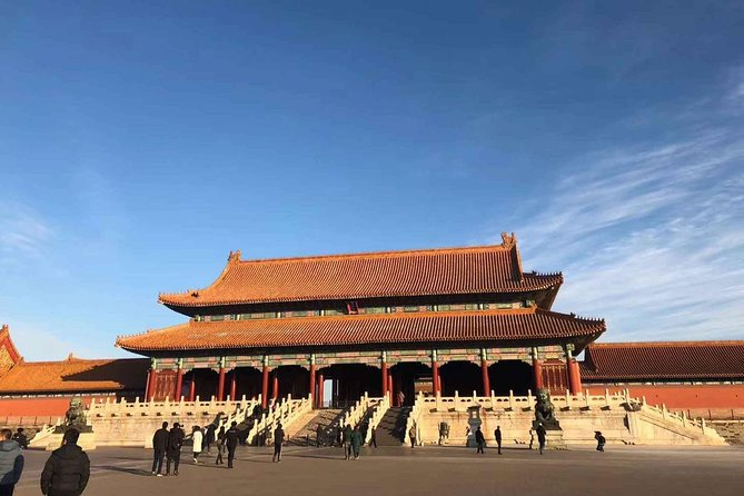 Beijing Airport Layover Tour of Comprehensive City Sightseeing