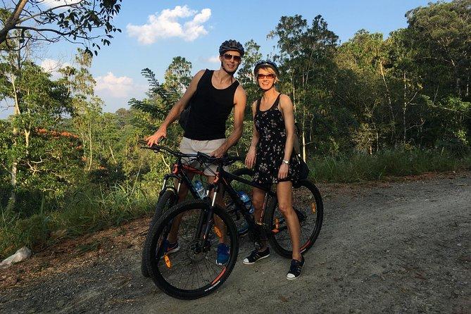 Kandy Mountain Bike Knuckles East Ride