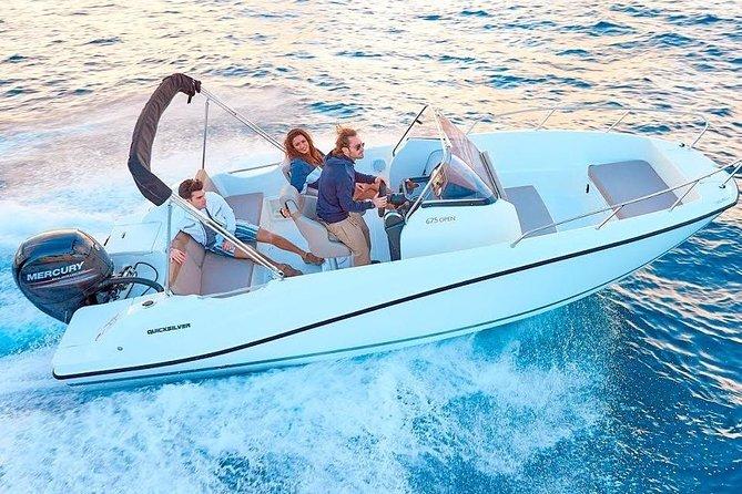 EXPERIENCE ELAFITI ISLANDS - 4 hours Private speedboat Tour