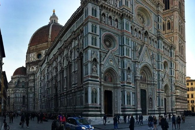 Florence and Pisa private tour from La Spezia Port