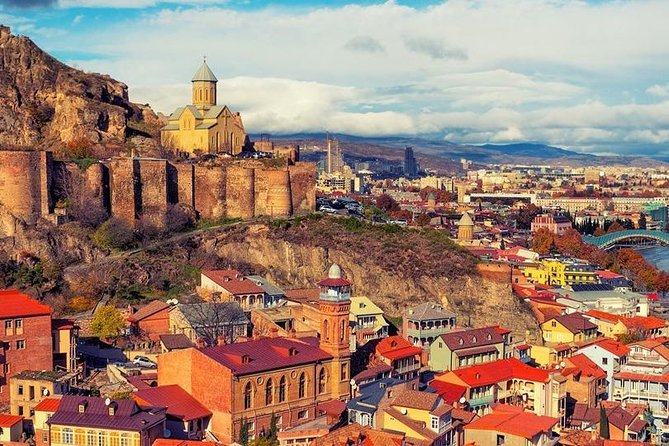 Tbilisi City Tour (Private-Full day)