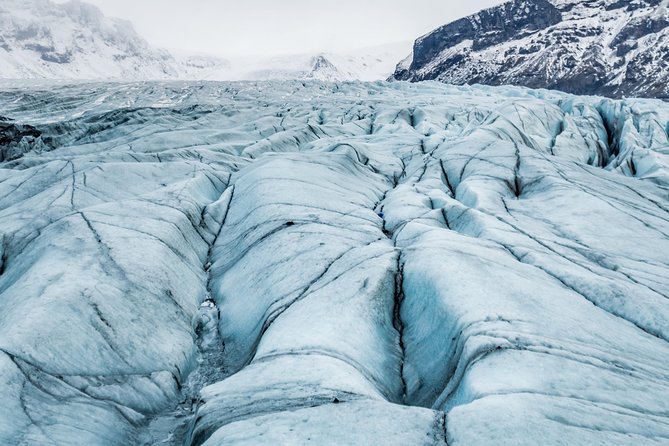 South Coast: Glacier hike, waterfalls & Skyr factory tour