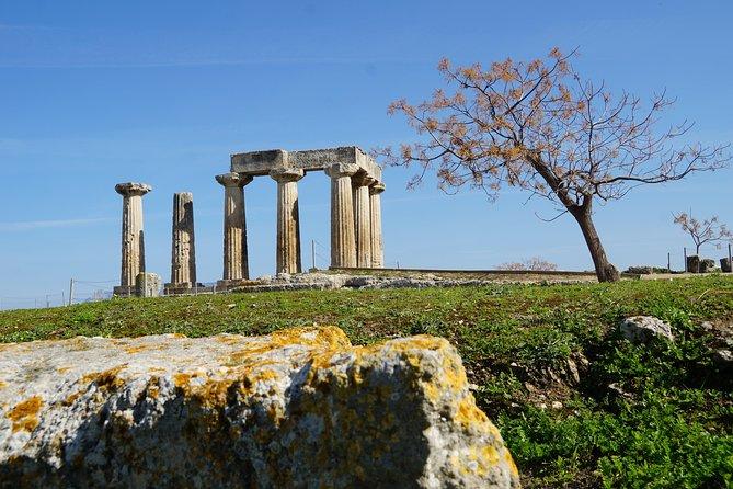 7 Days Private Tour: Argolida - Sparta - Monemvasia - Mani - Olympia & Delphi