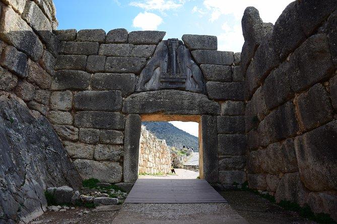5 Days Private Tour: Olympia - Mani - Sparta & Argolida