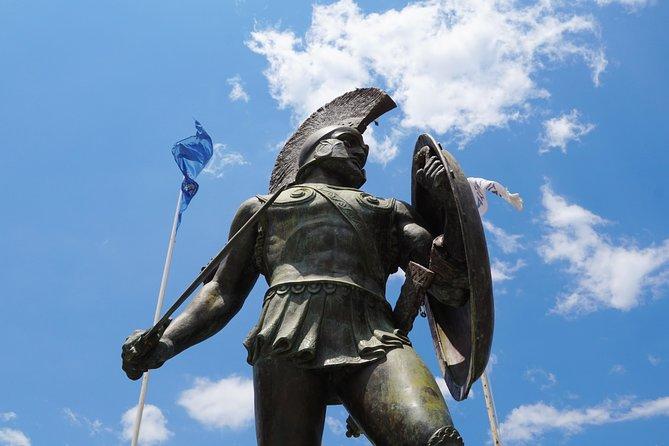 7 Days Private Tour: Argolida - Sparta - Mani - Olympia - Delphi & Meteora