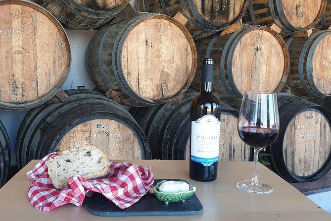 Private Lisbon Wine Tour Half Day