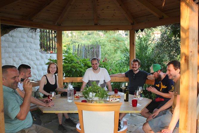 Wine tasting&Food Tour-Alpeta Winery in Roshnik Village / by Berat City Tours