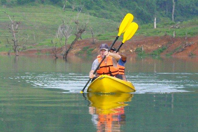 Lagoon Canoing Tour