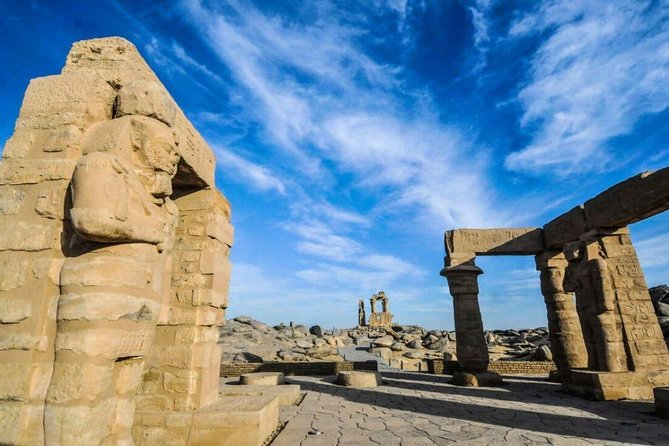 Private Full-Day Tour to Edfu and Kom Ombo from Marsa Alam