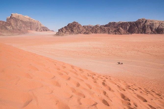 Wadi Rum 4 Hour Desert Tour | Wadi Rum Experience