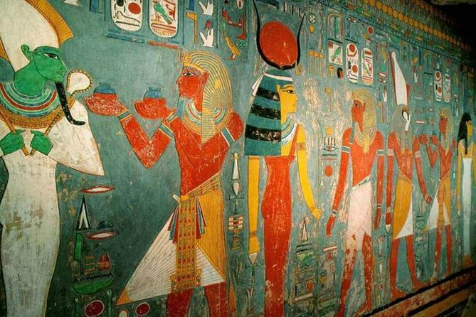 Tour to Dendera & Abydos Temples photo 1