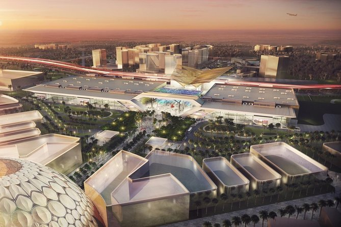 Multiday Package to Expo 2020:Abu Dhabi 4 Days / 3 Nights