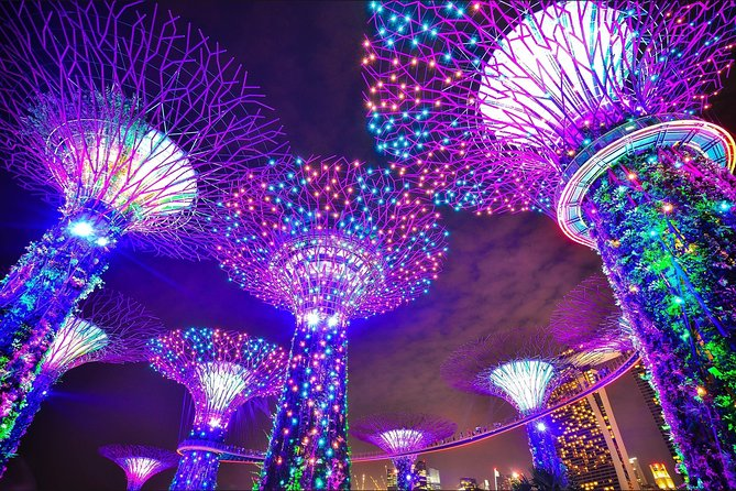 Marina Bay Sands Sky Park & Gardens By The Bay Combo Ticket With 2 Way Transfer photo 3