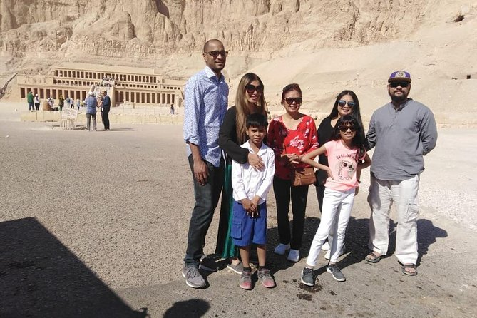 1 night 2 days luxor west & east banks from luxor hotel