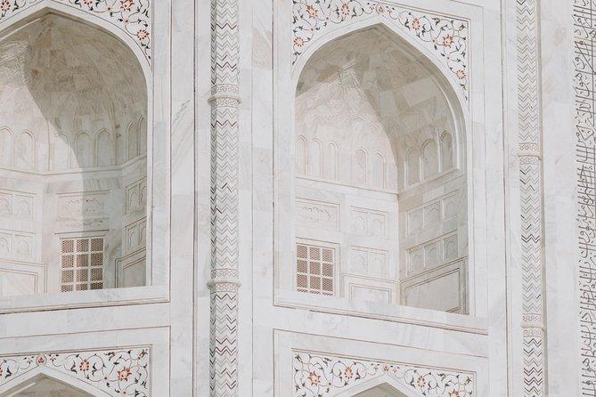 Taj Mahal From Delhi by Superfast train