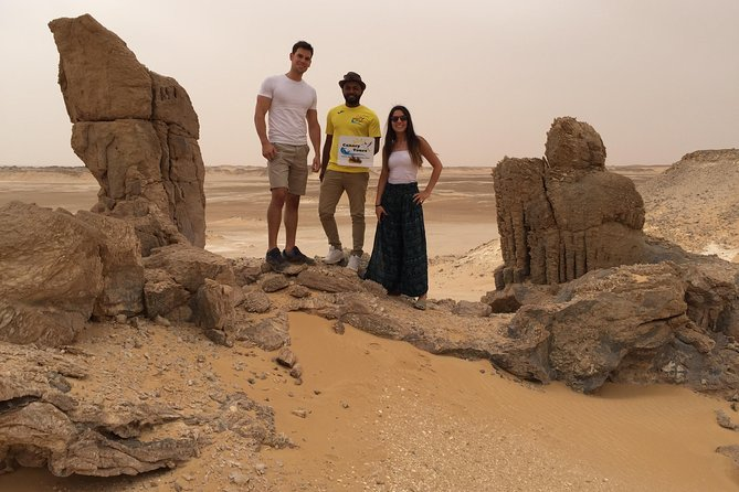 2-Days Tour To Bahariya Oasis and White desert from Cairo
