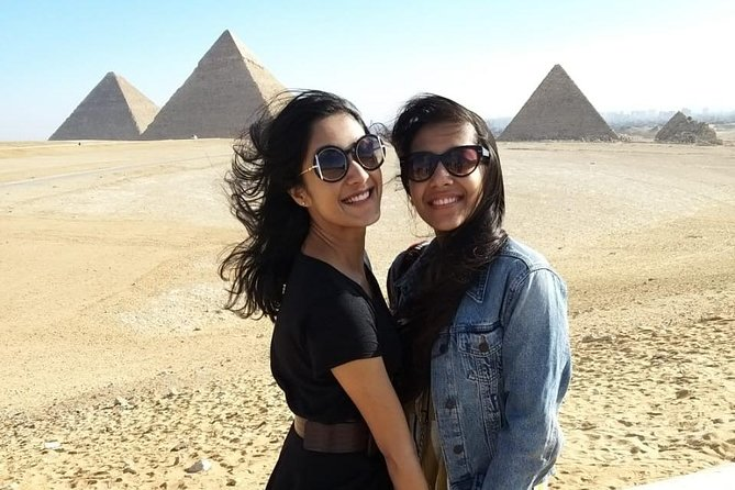 Cairo tour from luxor city by plane