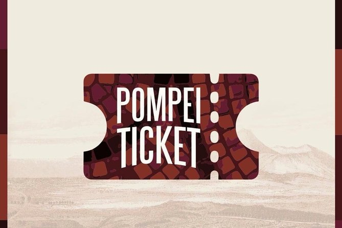 Skip the Line: Pompeii Archeological Site Fast Track Entry Ticket