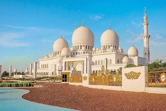 Private Abu Dhabi City tour with Gold Coffee at Emirates Palace