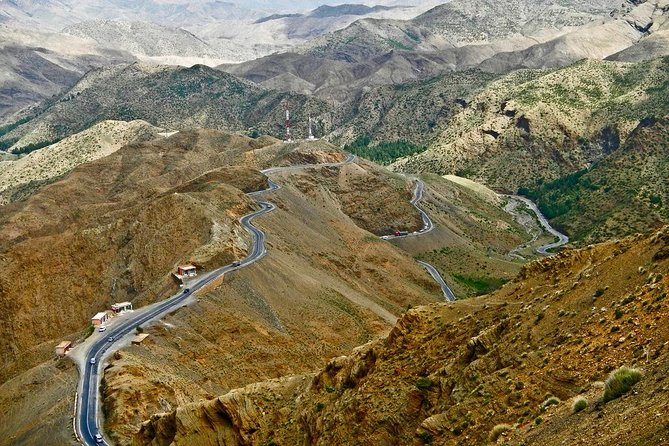 3-Days Morocco Tour From Marrakech To Merzouga Desert