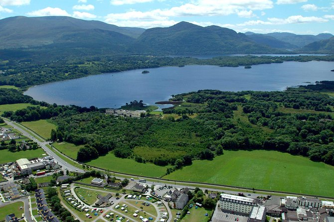 Killarney National Park Self-Guided Cycle Tour including Muckross House