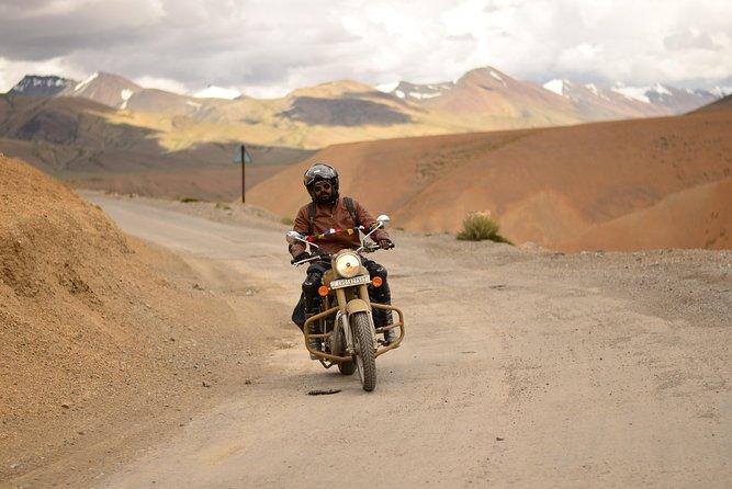 Bike Trip Srinagar Leh Delhi