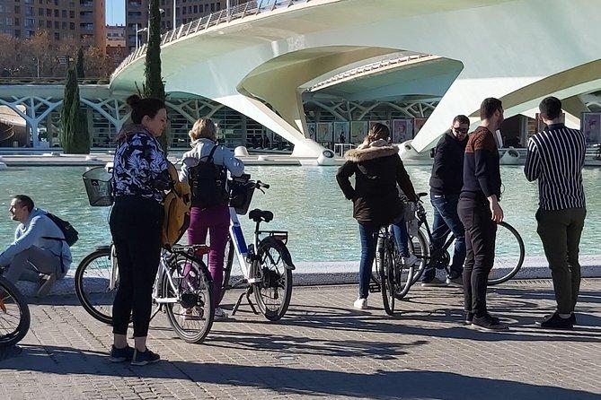 Bike rental in Valencia