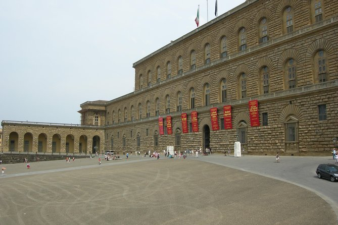 Pitti Palace & Palatine Gallery - Semi Private Tour